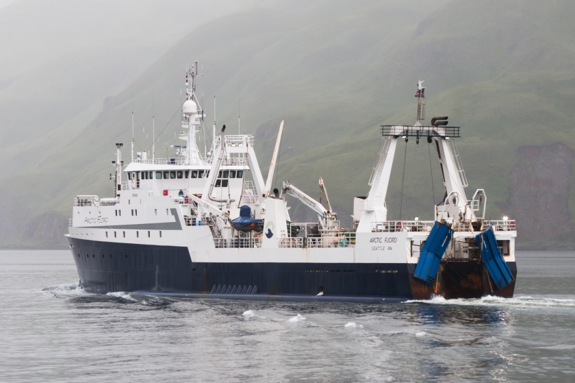 German chef Visits Alaskan Fishing Industry