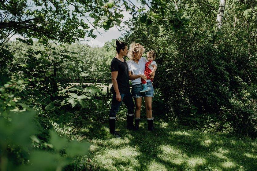 Ein Tag in Eurem Leben: Nina, Dennis & Alma