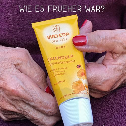 Unser Sonnenschein trägt sich weiter – 60 Jahre CalendulaPflegeöl