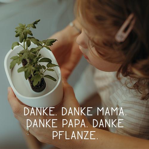 Das grüne Kinderzimmer – wir sind Pflanzenfreunde!