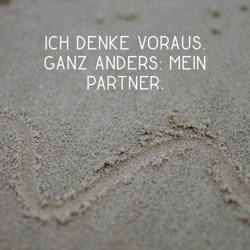Ich wünsche mir einen Partner der mitdenkt, kein zweitesKind!
